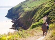 Südwest Küstenwanderweg: Carbis Bay nach St Ives