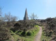 Ein Spaziergang durch Steeple Woods