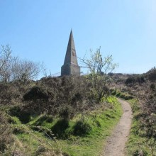 Path up to Steeple