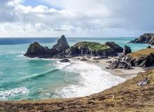 Versteckte Buchten in West Cornwall