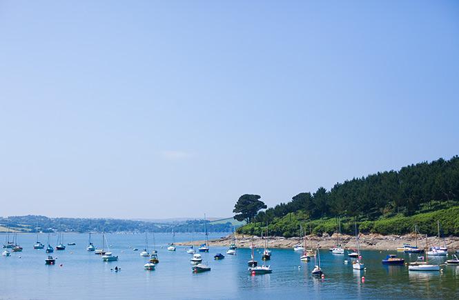 Roseland-Cornwall