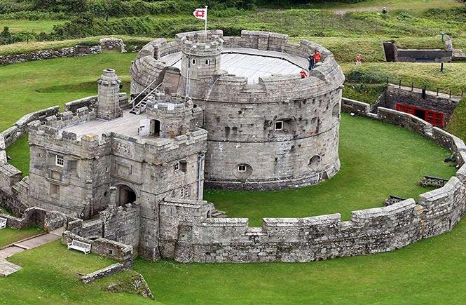 Pendennis-Castle
