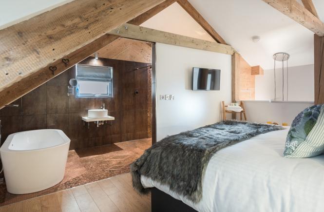 Corner-House-Loft-Mevagissey