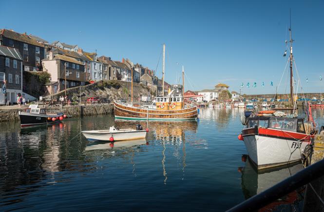 Mevagissey-Cornwall